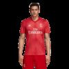 adidas Real Madrid Derde Wedstrijdshirt 2018-2019 Real Coral voorkant