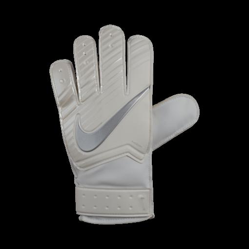 Nike Junior Match Keepershandschoenen White Chrome