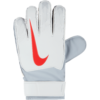 Nike Junior Match Keepershandschoenen White Red Wolf Grey