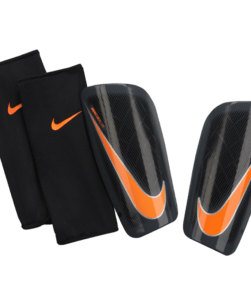 Nike Mercurial Lite Scheenbeschermers Black Orange
