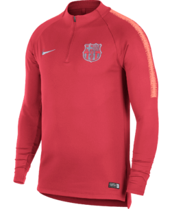 Nike FC Barcelona Dry Squad Drill Trainingstrui 2018-2019