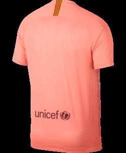Nike FC Barcelona 3rd Shirt 2018-2019 achterkant