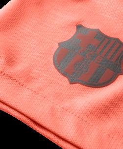 Nike FC Barcelona 3rd Short 2018-2019 detail