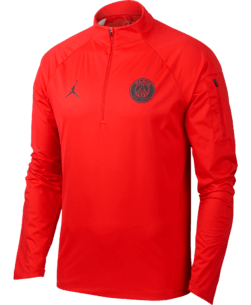 Nike Paris Saint-Germain Shield Squad Trainingstrui Champions League 2018-2019