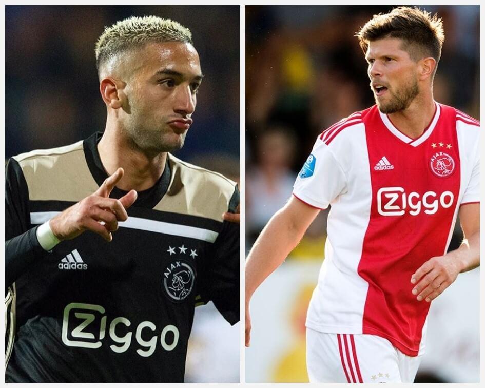 Ajax fankleding