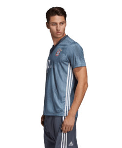 adidas Bayern München 3rd Shirt 2018-2019 zijkant