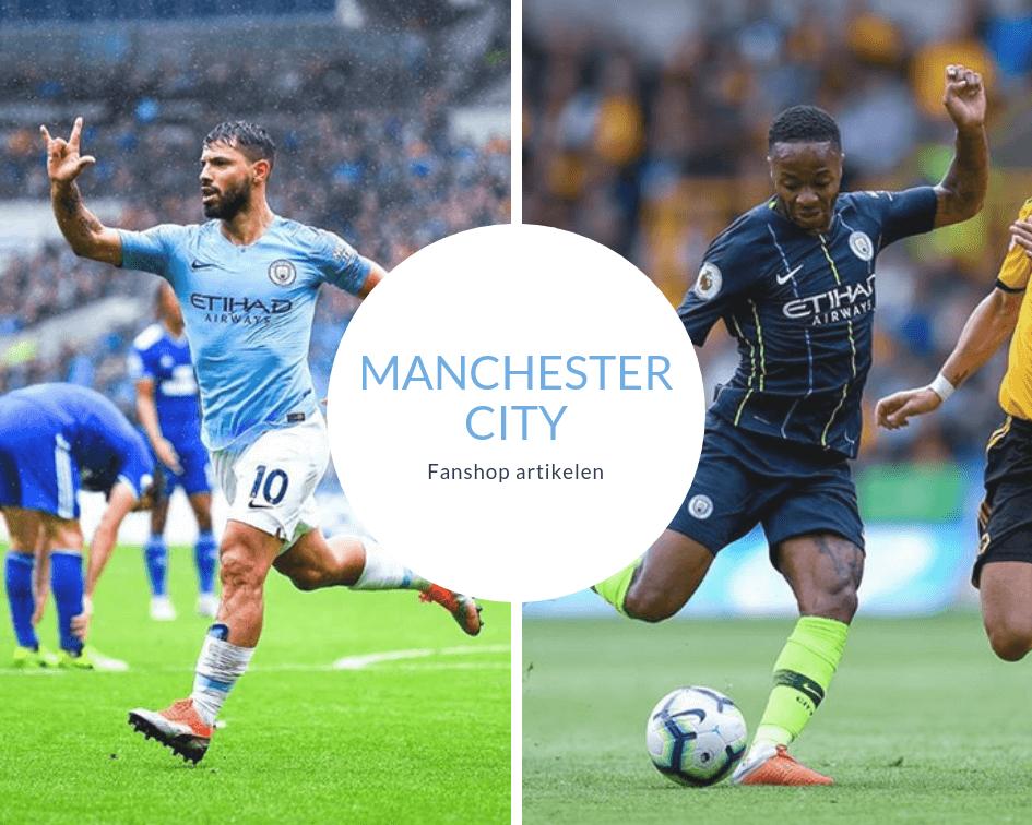 Manchester City Fanshop artikelen
