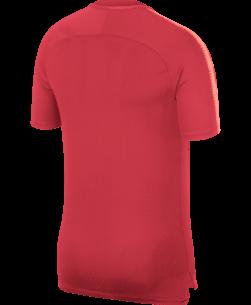 Nike FC Barcelona Breathe Squad Trainingsshirt 2018-2019 Tropical Pink achterkant