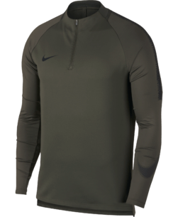 Nike Dry Squad Drill Trainingstrui Cargo Khaki Black