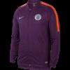 Nike Manchester City Dry Squad Trainingsjack 2018-2019 Night Purple