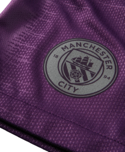 Nike Manchester City 3rd Short 2018-2019 detail