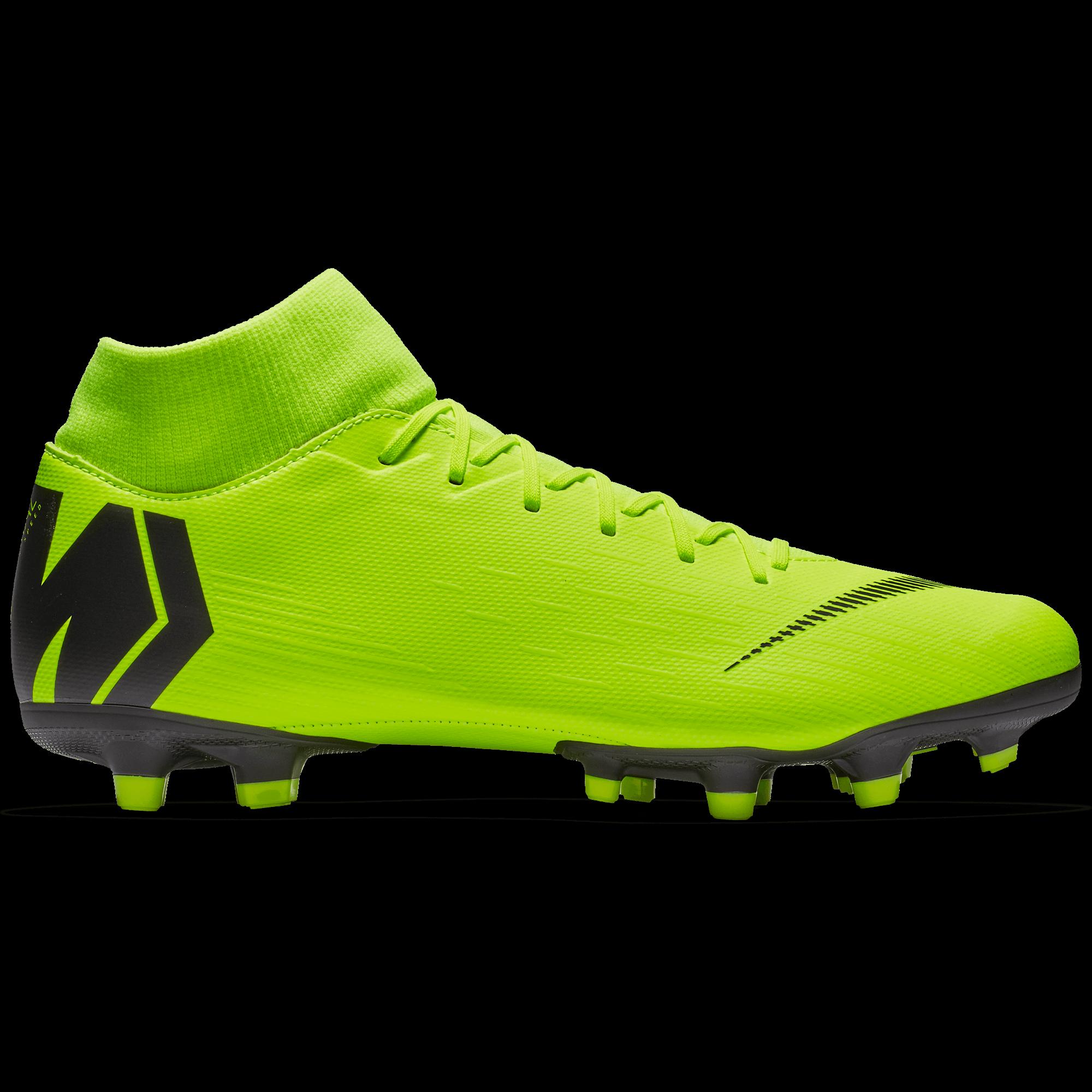 sale retailer 12c84 19d6d Nike Mercurial Superfly VI Academy MG Volt Black - Footballshop.nl
