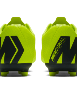 Nike Mercurial Vapor XII Academy MG Volt achterkant