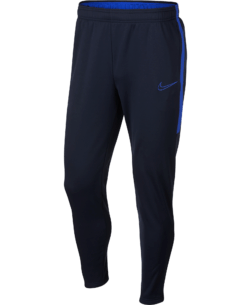 Nike Therma Academy Trainingsbroek Kids Black Royal Blue
