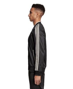 adidas Tango Presentatie Trainingsjack Black zijkant