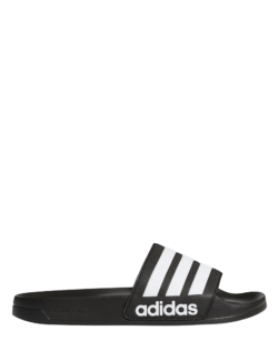 adidas Cloudfoam Adilette Slippers Black