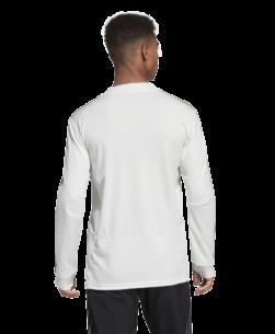 adidas Juventus Trainingstrui 2018-2019 White Tint achterkant