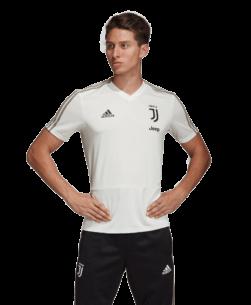 adidas Juventus Trainingsshirt 2018-2019 White Tint