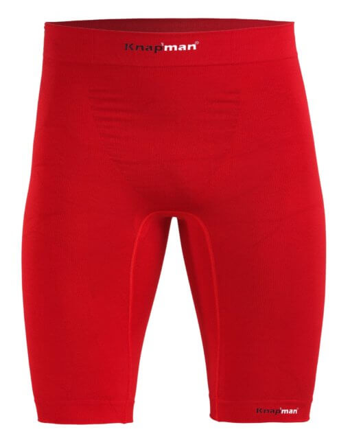 Knapman Zoned Compression Short Rood - 45% Compressie