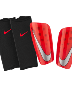Nike Mercurial Lite Scheenbeschermers University Red