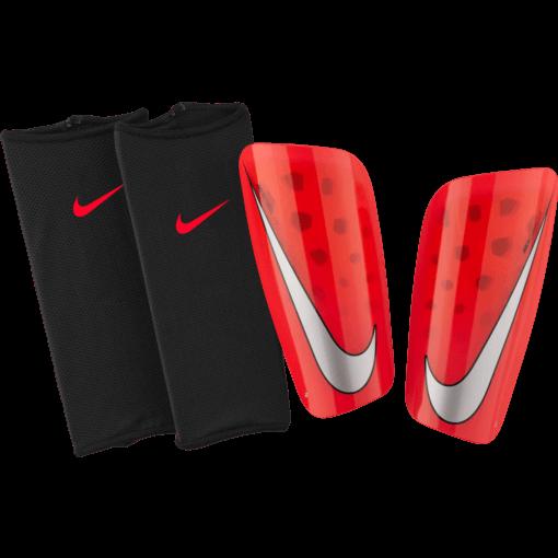 Nike Mercurial Lite Scheenbeschermers University Red