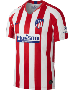 Nike Atlético de Madrid 2019/20 Thuisshirt
