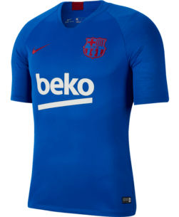 Nike FC Barcelona Strike Trainingsshirt 2019-2020
