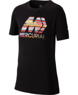 Nike Kids Dri-FIT Mercurial Voetbalshirt Black