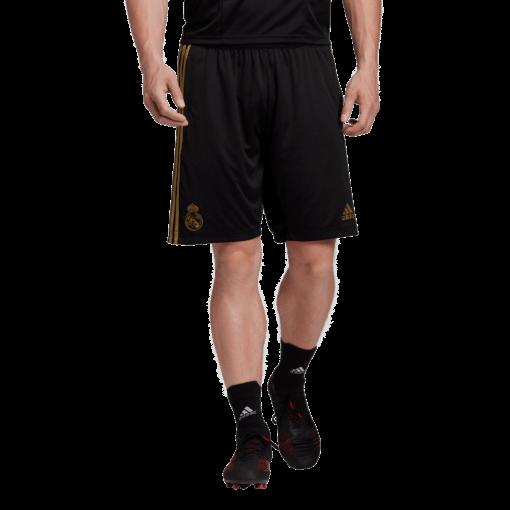 adidas Real Madrid Training Short 2019-2020 Black