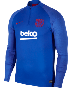 Nike FC Barcelona Dri-FIT Strike Trainingstrui 2019-2020