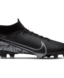 Nike Mercurial Superfly 7 Pro FG Black Cool Grey