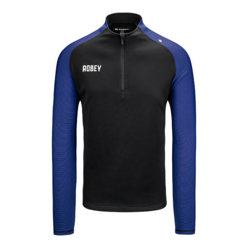 Robey Performance Half-Zip Top - Royal Blue