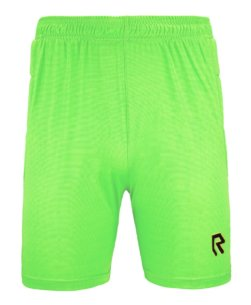 Robey Save Goalkeeper Short - Neon Green