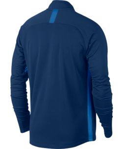 Nike Dri-FIT Academy Trainingstrui Coastal Blue backside