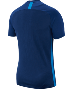 Nike Dri-FIT Academy Trainingsshirt Coastal Blue backside
