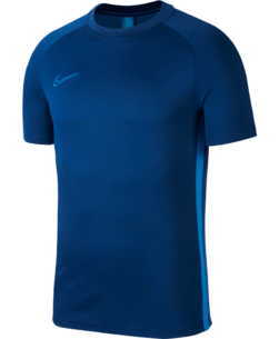Nike Dri-FIT Academy Trainingsshirt Coastal Blue