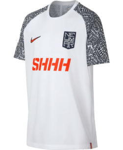 Nike Dri-FIT Neymar Jr Shirt White