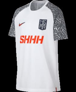 Nike Dri-FIT Neymar Jr Shirt White