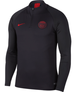 Nike Paris Saint-Germain Strike Trainingstrui 2019-2020 Oil Grey University Red