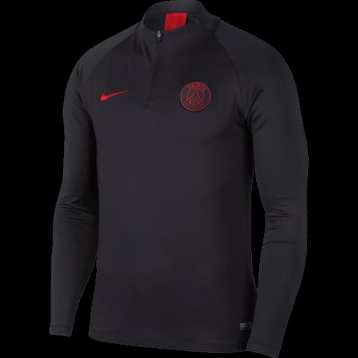 Nike Paris Saint-Germain Strike Trainingstrui 2019-2020 Oil Grey University Red