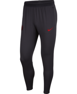 Nike Paris Saint-Germain Strike Trainingsbroek 2019-2020 Oil Grey University Red