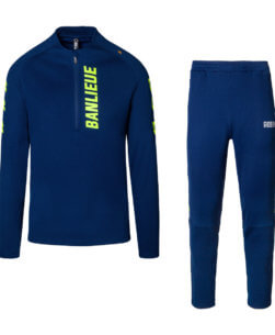 Robey x Banlieue Performance Trainingspak - Navy Neon