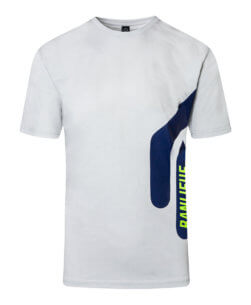 Robey x Banlieue Tee - White Neon