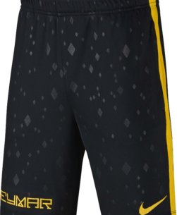 Nike Dri-FIT Neymar Jr Trainingsshort Black Yellow