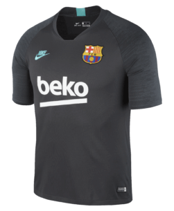 Nike FC Barcelona Breathe Strike Trainingsshirt 2019-2020 Third Kit