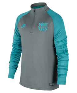 Nike FC Barcelona Dri-FIT Strike Trainingstrui 2019-2020 Kids