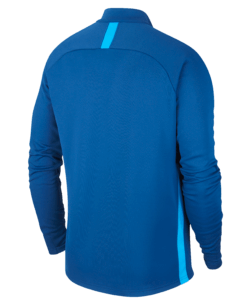 Nike Dri-Fit Academy Trainingstrui Coastal Blue achterkant
