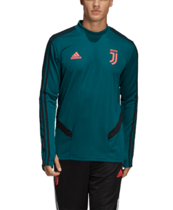 adidas Juventus Trainingstrui 2019-2020 Mystery Green