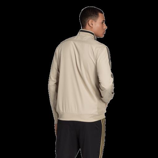 adidas Real Madrid Presentatie Trainingsjack 2019-2020 Gold achterkant