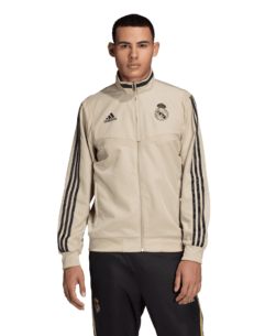 adidas Real Madrid Presentatie Trainingsjack 2019-2020 Gold
